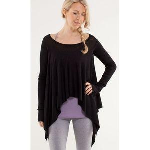 Lululemon- Enlightened Pullover Sweater